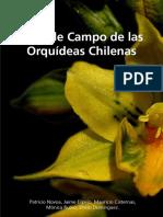 Libro Orquideas Chilenas