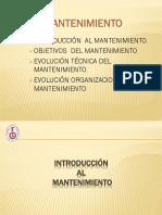 1.- Introducción y Objetivos del Mantenimiento.pptx