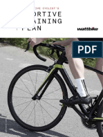 Active Cyclist's Sportive Training Plan V2