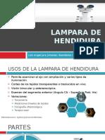 lamparadehendidura-tonometria