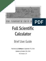 FullScientificCalculator-BriefUserGuide