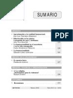 A.a. v.v. (2002), Homosexualismo. Sal Terrae 90 (Santander)