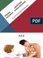 Ekg y Otros Estudios