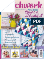 Popular Patchwork Magazine August 2017
