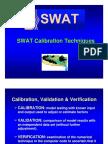 4 Swat Calibration Techniques Slides