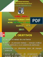 TRABAJO - ENERGIA Y POTENCIA FIC 2010.pptx