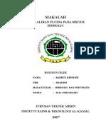 Jenis Aliran Fluida Hidrolic.doc