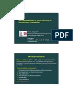 Phytoremediation Processes