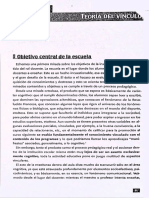 Los Del Fondo; Conflictos, Vínculos e Inclusión en El Aula (Capitulos 3-4)