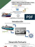 Presentacion Desarrollo Portuario Ecuador