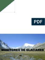Monitoreo en Glaciares 2014