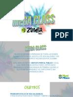 Mega Class Zumba