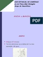 MANOVA UNICAMP