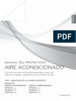 Manual Lg Aire Acondicionado