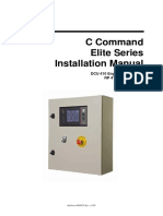 C Command Elite Series Install Manual 4082079