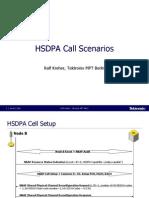 HSDPA Call Scenarios[1]