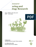 Australian Journal of Engineering and Technology Research - Vol 2, Issue 1