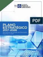 Seduc-MT Plano Estratégico 2017-2026