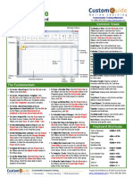 Microsoft Project 2010 - Reference Card