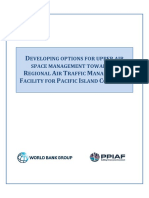 PPIAF - Developing Options for Upper Air Space Management Towards a Regional Air Traffic Management Facility for PICS - 2015