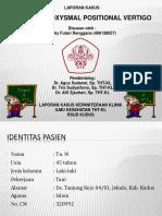 PPT Case Dr.afif Rizky