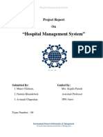 09.Project-Hospital Management System.doc