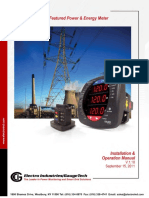 Upgradeable Fully Featured Power and Energy Meter - PDF