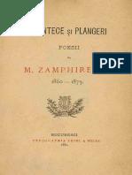 Mihail_Zamfirescu_-_Cantece_și_plangeri_-_Poesiĭ_-_1860-1873