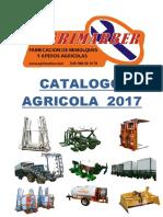 Catalogo 2017-AGRIMARBER