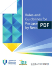 Guideline for Research - V2
