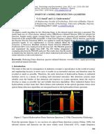 Development of a Model Fire Detection Algorithm
