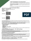 Visa Instruction