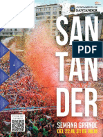 Semana Grande Santander 2016 Programa (1)