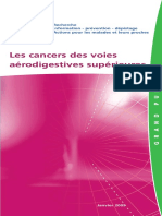 Cancers Voies Aero Digestives Superieures