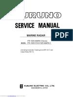 FURUNO Fr1505 Mark3 Series