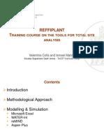 REFFIPLANT Training Course