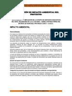 Impacto Ambiental - Daniel Estrada