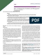 Atopic Dermatitis Insights on Pathogenesis Evaluation and Management 2155 6121.1000195