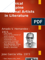 334657074 Canonical Philippine National Artists in Literature
