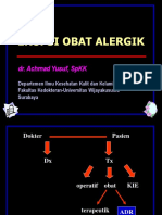 Erupsi Obat Alergik