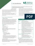 Risk Assessment an Introduction