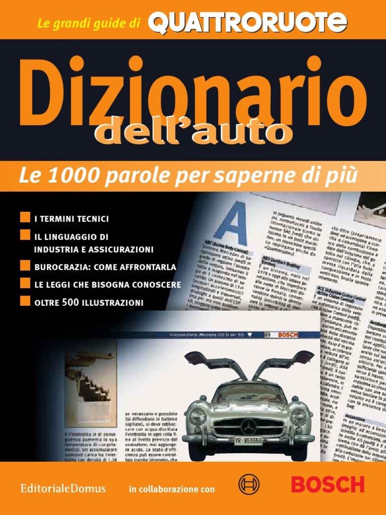 Dizionario Dellautopdf Mitsubishi Pajero 5 800 00 Modello Km 250 000 Anno 1997 11 1