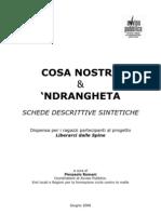 Dispensa Cosa Nostra e Ndrangheta Finale