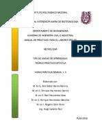 Manual Metrología