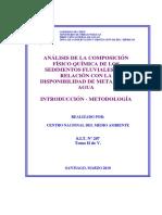 Sedimentos Fluviales y Metales en Agua.pdf
