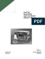 Criticare 8500q Poet Iq2 Operators Manual