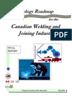 Canadian Welding Roadmap