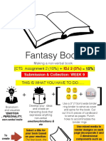 assignment 2 march2017- fantasybook
