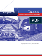 Tracktex Rail Brochure