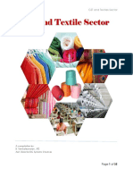 GST and Textile Sector